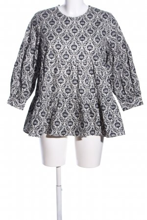 Reserved Schlupf-Bluse Allover-Druck Casual-Look