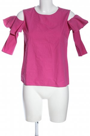 Reserved Schlupf-Bluse pink Casual-Look