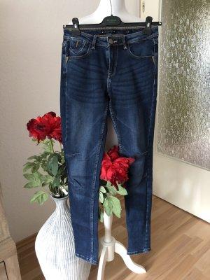 Reserved Tube Jeans blue-dark blue