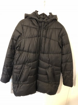 Reserved Quilted Coat black