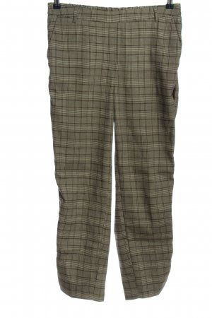 Reserved Stoffhose Allover-Druck Casual-Look