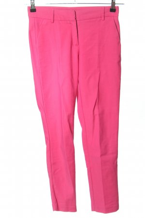 Reserved Stoffhose pink Casual-Look