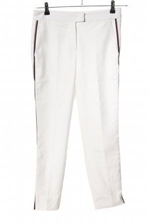 Reserved Stoffhose Streifenmuster Casual-Look