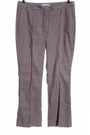 Reserved Stoffhose Karomuster Casual-Look