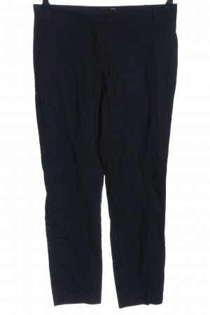 Reserved Stoffhose schwarz Business-Look