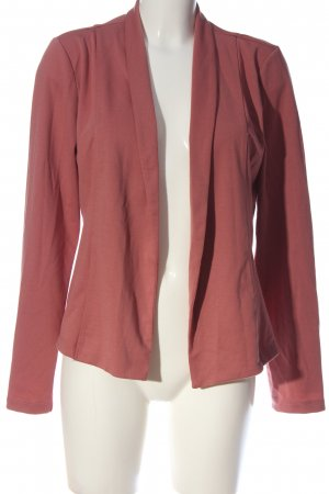 Reserved Knitted Blazer pink casual look