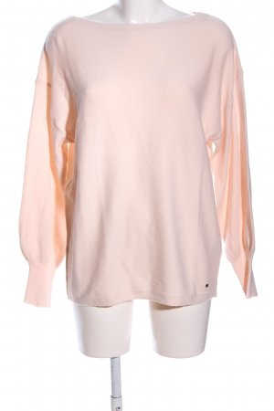 Reserved Strickpullover pink Casual-Look