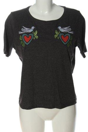 Reserved Strickshirt khaki meliert Casual-Look