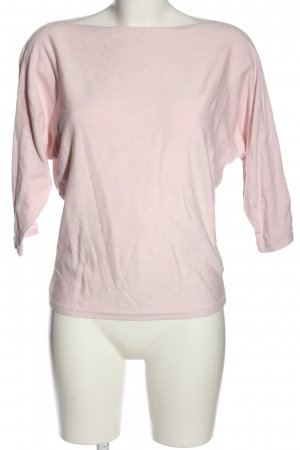 Reserved Strickshirt pink Casual-Look