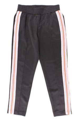 Reserved Sweat Pants black polyester