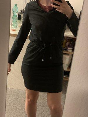 Reserved Sweat Dress dark grey