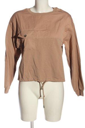 Reserved Sweatshirt nude Casual-Look