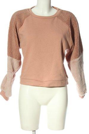 Reserved Sweatshirt wollweiß-weiß Casual-Look