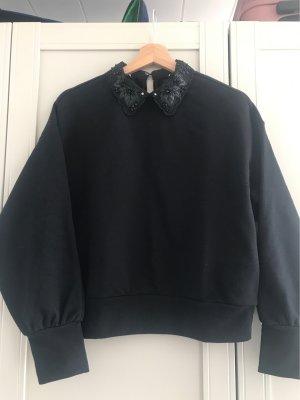 Reserved Sweatshirt mit Kragen