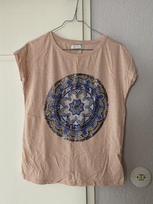 Reserved T-Shirt Mandala Print