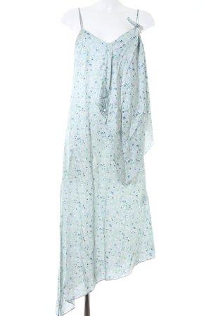 Reserved Trägerkleid florales Muster schlichter Stil