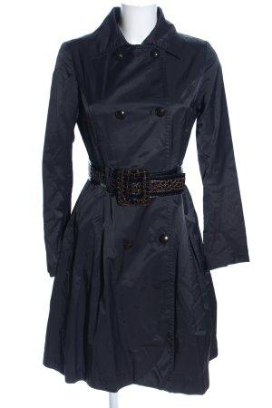 Reserved Trenchcoat schwarz Business-Look