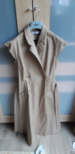 Reserved Robe manteau beige