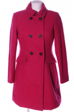 Reserved Übergangsmantel pink Casual-Look