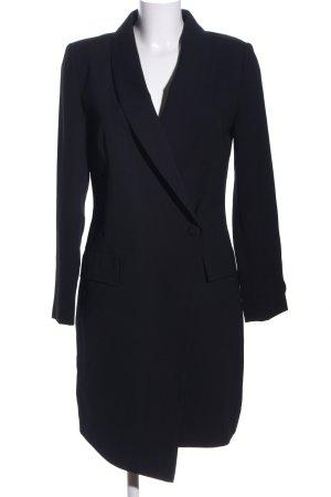Reserved Übergangsmantel schwarz Elegant