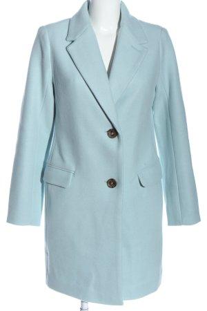 Reserved Übergangsmantel blau Casual-Look