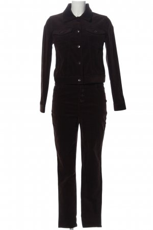 Reserved Woven Twin Set black casual look