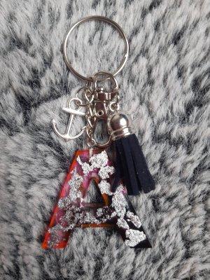 handmade unikat Key Chain multicolored