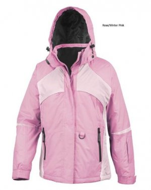 Result La Femme Kelvin Extreme Weather Ladies' Jacket R69F, Größe M