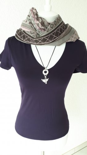Resuziert%tolles Shirt in lila,zero,S 36