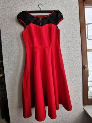 Retro 50er Bleistift Kleid