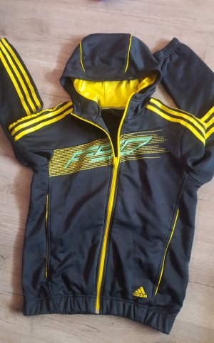 Adidas Originals Sports Jacket yellow-dark blue