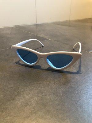 Okulary retro Wielokolorowy