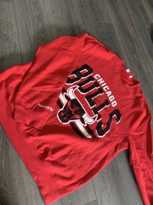 Retro Chicago Bulls Pullover Hoodie
