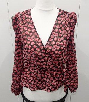 Retro & Icone Long Sleeve Blouse multicolored