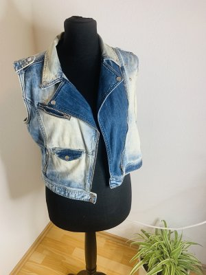& DENIM Smanicato jeans multicolore