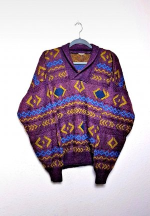 Retro Oversized Pullover, 80s, Vintage Pullover