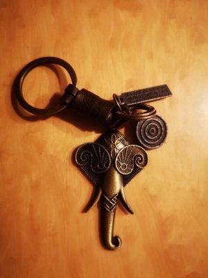 markenlos Key Chain multicolored