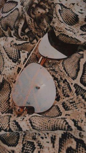 H&M Gafas color rosa dorado