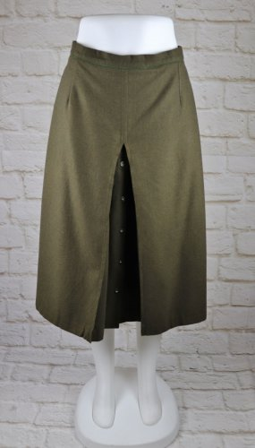 Alphorn Wool Skirt multicolored mixture fibre