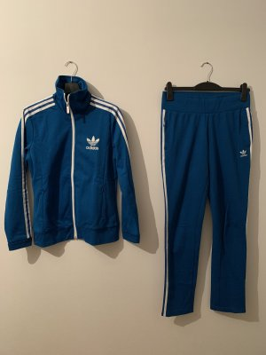 Adidas Originals Completo sportivo blu-turchese