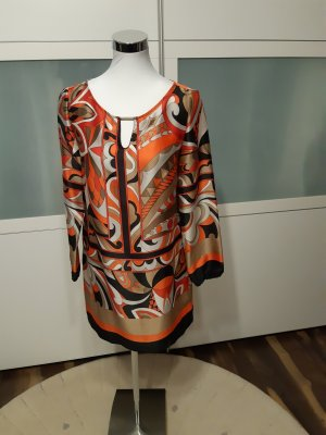 Betty Barclay Robe tunique multicolore polyester