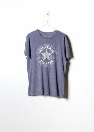 Converse T-shirt grigio Cotone