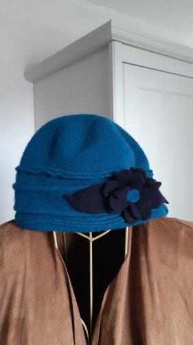 Bauer Knitted Hat dark blue-cadet blue