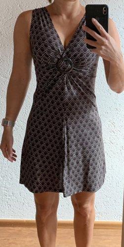 Retroprint Kleid