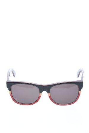 Retrosuperfuture Vierkante bril veelkleurig casual uitstraling
