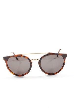 Retrosuperfuture runde Sonnenbrille