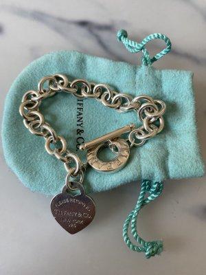 Tiffany&Co Bracelet en argent gris clair