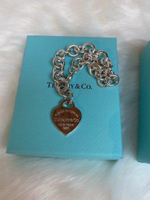 Tiffany&Co Zilveren armband zilver