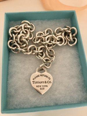 Tiffany&Co Ketting zilver Zilver