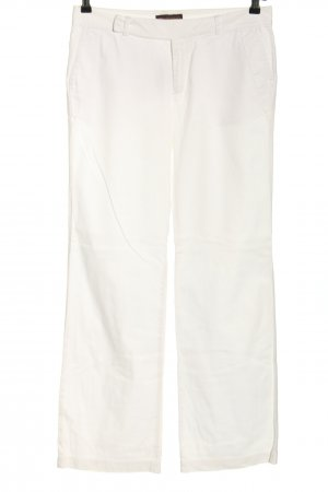 Reverso Jersey Pants white casual look